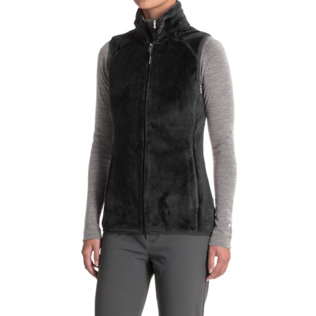 White Sierra Homewood Fleece Vest (For Women)