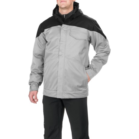 Boulder Gear Incline Tech Ski Jacket - Waterproof, Insulated (For Men)