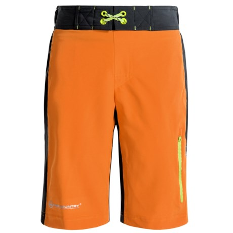 Free Country Color-Block Boardshorts (For Big Boys)