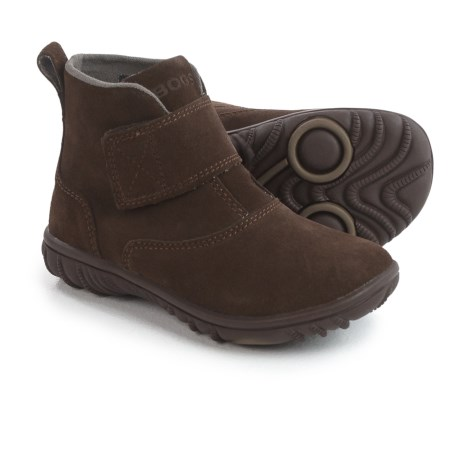 Bogs Footwear Wall Ball Boots - Suede (For Little Girls)
