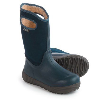 Bogs Footwear City Farmer Snow Boots - Waterproof (For Big Kids)
