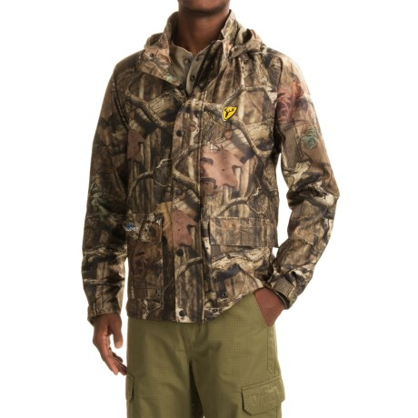 ScentBlocker Drencher Hooded Jacket - Waterproof (For Men)