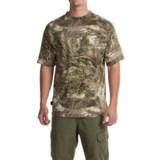 ScentBlocker S3 Fused Cotton T-Shirt - Crew Neck, Short Sleeve (For Men)