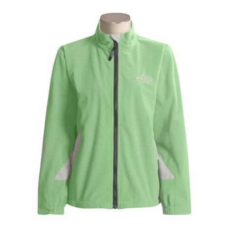 Team RealTree 3-Layer Camp Jacket - Windstopper® (For Women)