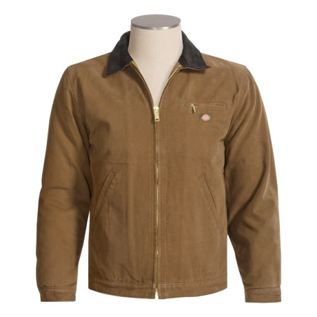 Dickies Cotton Duck Work Jacket - Blanket Lined (For Men and Tall Men)