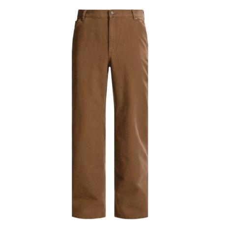 Sorel Tool Bin Pants - 12 oz. Hammered Cotton Canvas (For Men)
