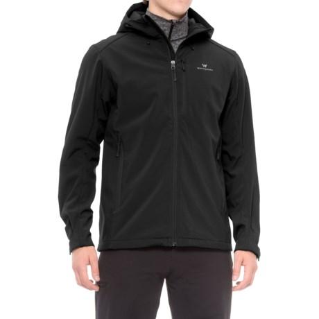 White Sierra New Moon Soft Shell Jacket (For Men)