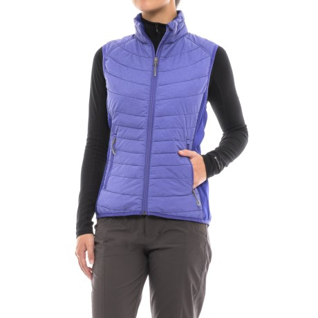 White Sierra Zephyr Vest - Insulated (For Women)
