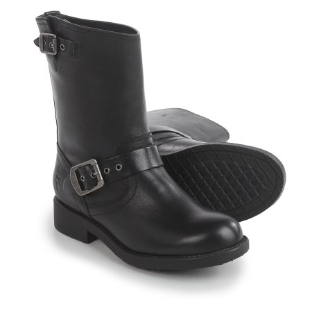 Small Frye Frye  Engineer Boots - Leather (For Little and Big Girls)
