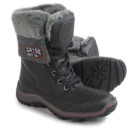 Pajar Alice Winter Boots - Waterproof, Leather (For Women)