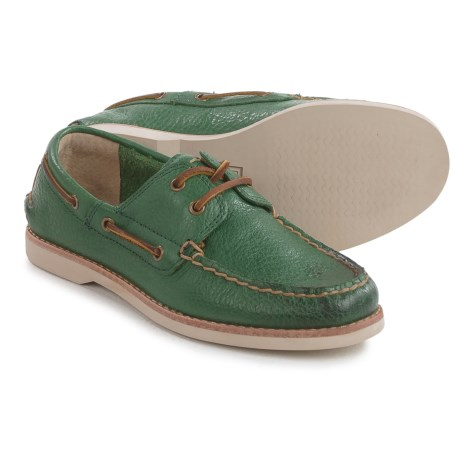 Small Frye Frye Sully Boat Shoes - Leather (For Little and Big Kids)