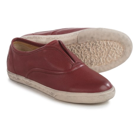 Small Frye Frye Chambers Sneakers - Leather, Slip-Ons (For Little and Big Kids)