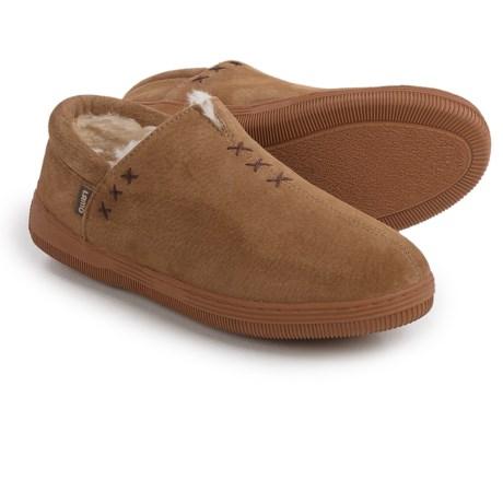 LAMO Footwear Russian Suede Shoes - Slip-Ons (For Women)