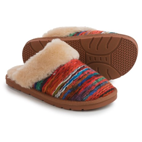 LAMO Footwear Juarez Scuff Slippers (For Women)