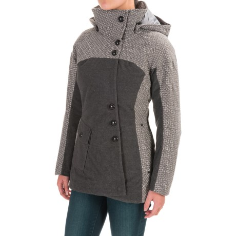 Royal Robbins Long Down Jacket - 650 Fill Power (For Women)