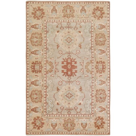 Surya Haven Accent Rug - 2x3', Hand-Knotted Wool