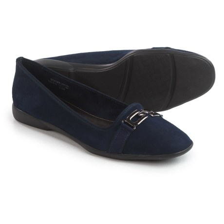 Italian Shoemakers Contesa by  Isa Shoes - Suede (For Women)