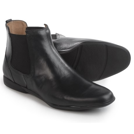 Italian Shoemakers London Boots - Leather (For Women)