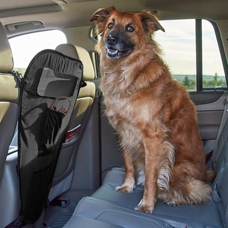 Unique Petz Adjustable Front Seat Barrier