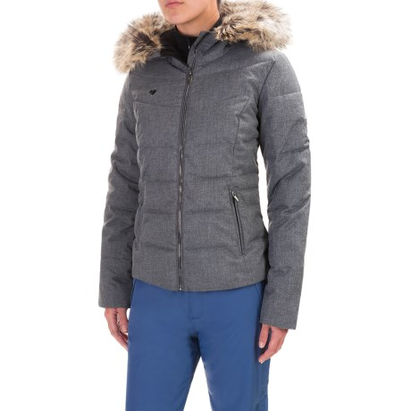 Obermeyer HydroBlock® Sport Bombshell Jacket - Waterproof, Insulated (For Women)