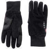LEKI Windstopper® Fleece Gloves (For Men and Women)