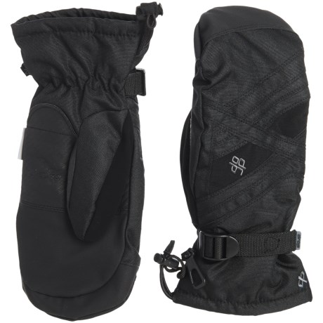 Drop Sector III Gauntlet Mittens - Waterproof, Insulated (For Men)