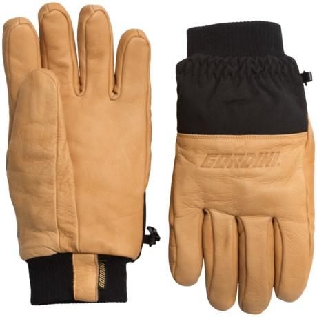 Gordini Vagabond Gloves - Leather (For Men)