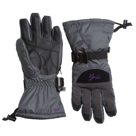 Gordini Aquabloc Lily Gloves - Waterproof, Insulated (For Women)
