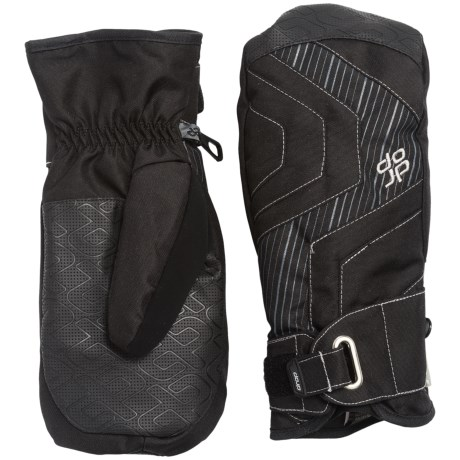 Drop Opener Short Mittens - Waterproof, Insulated (For Men)