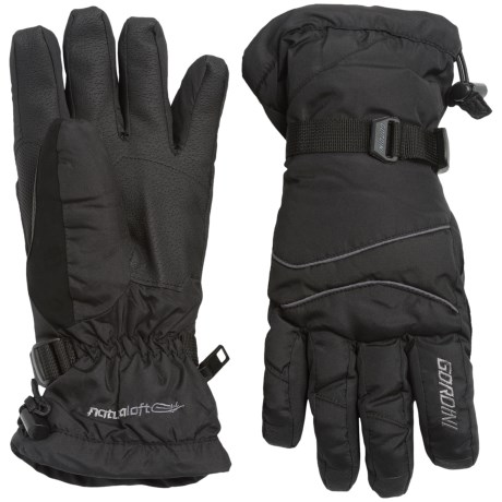 Gordini Down Gloves - Waterproof, 650 Fill Power (For Men)