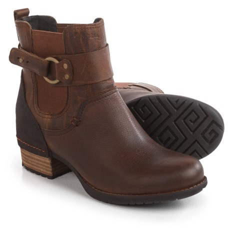 Merrell Shiloh Pull Boots - Leather (For Women)