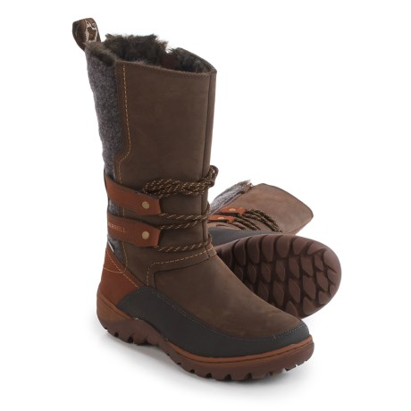 Merrell Sylva Tall Boots - Waterproof (For Women)