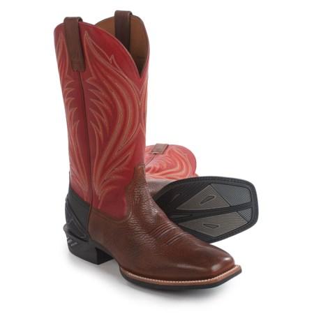 Ariat Catalyst Prime Cowboy Boots - Square Toe (For Men)