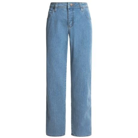 Bill Blass Stretch Classic Jeans (For Women)