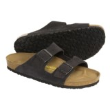 Birkenstock Arizona Suede Sandals (For Men and Women)