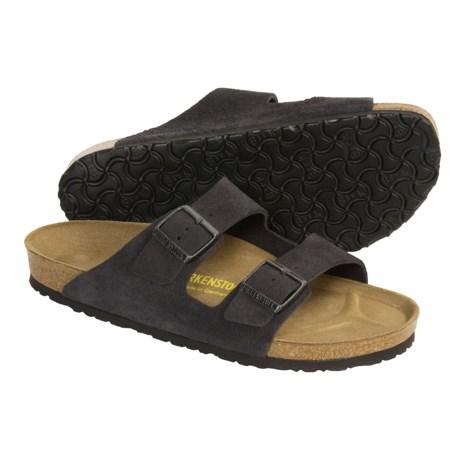 Birkenstock Arizona Suede Sandals (For Men and Women)
