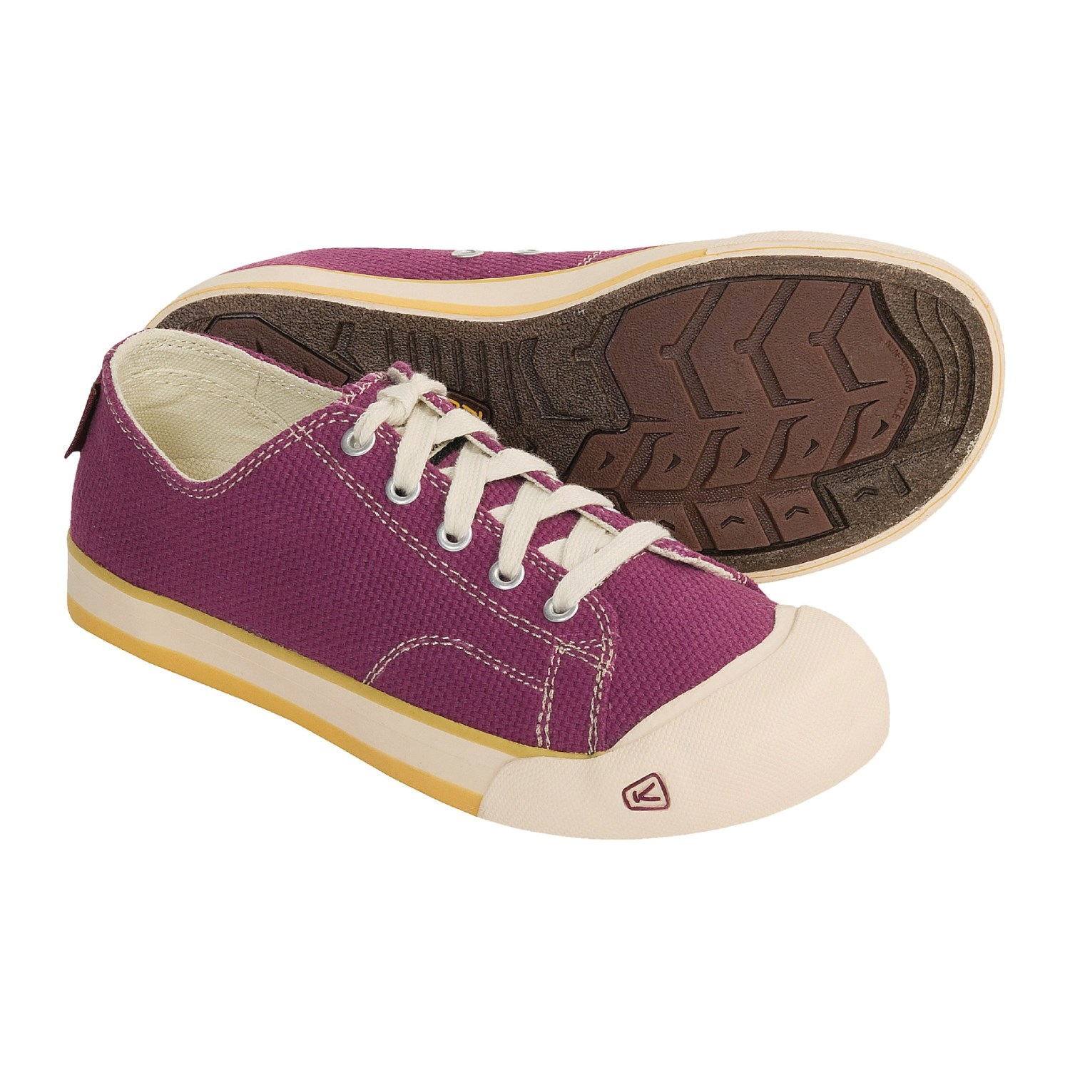 0aa411935fa3 Keen Coronado Canvas Shoes (For Youth) 2274A 51 on PopScreen