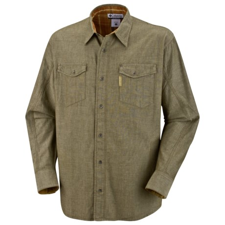 Columbia Sportswear Three Capes Shirt - Long Sleeve (For Men)