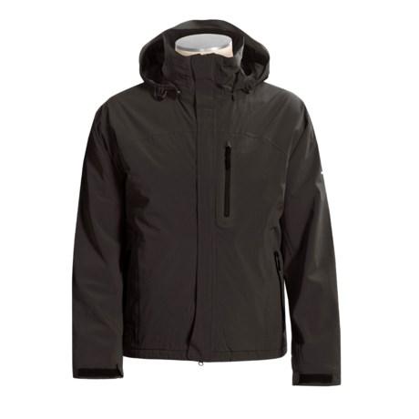 White Sierra Drifter Jacket - Waterproof, Insulated (For Men)