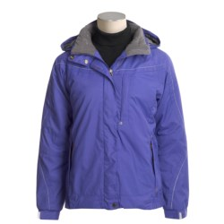 White Sierra Amy Jacket - Insulated (For Women)