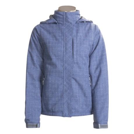 White Sierra Kylah Jacket - Insulated (For Women)
