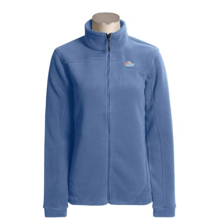 Lowe Alpine Tibet Jacket - Polartec® Thermal Pro® Recycled Fleece (For Women)