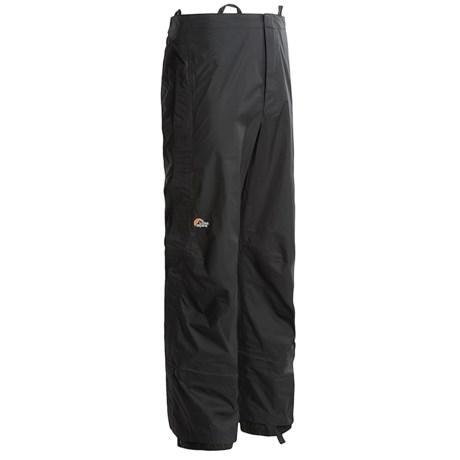 Lowe Alpine Peak Ski Pants - Triplepoint® Waterproof (For Men)