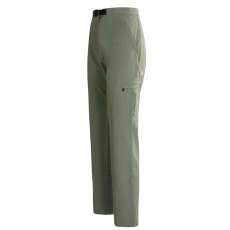 Lowe Alpine Omni Lite Pants - Stormweave Soft Shell (For Women)