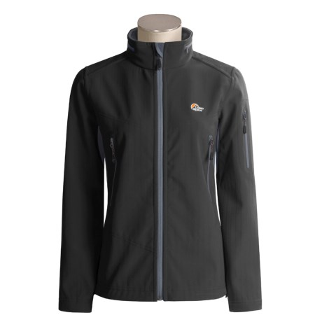Lowe Alpine Zone Soft Shell Jacket (For Women)