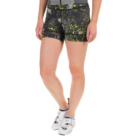 Shebeest Indie Bike Shorts (For Women)