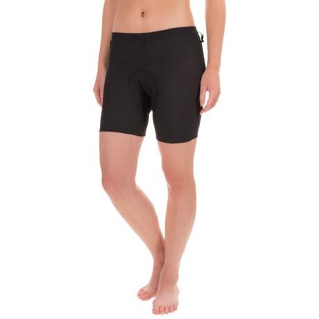 Shebeest Breezer Liner Bike Shorts (For Women)