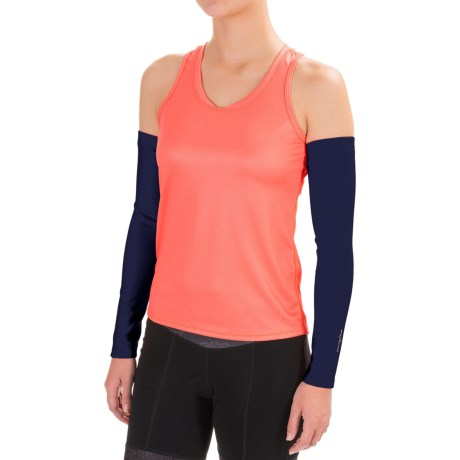 Shebeest Cycling Arm Warmers - 2-Pack (For Women)