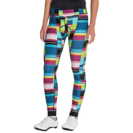 Shebeest Lite Cycling Tights - Padded (For Women)
