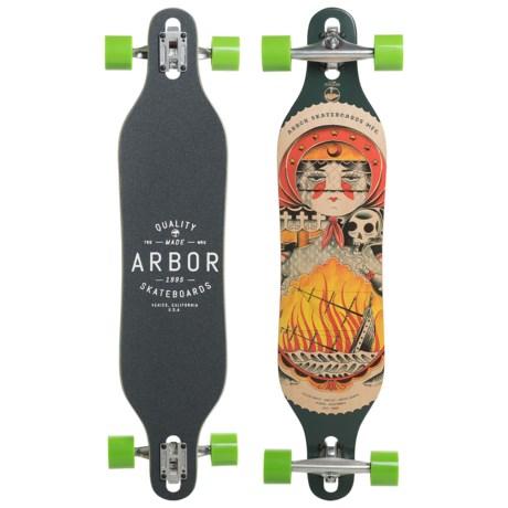Arbor Axis GT Complete Longboard